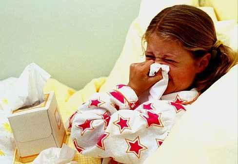 Новые подходы в лечении детской простуды