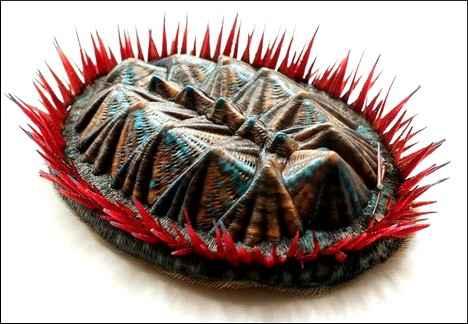 Биологи воссоздали вид древнего моллюска
