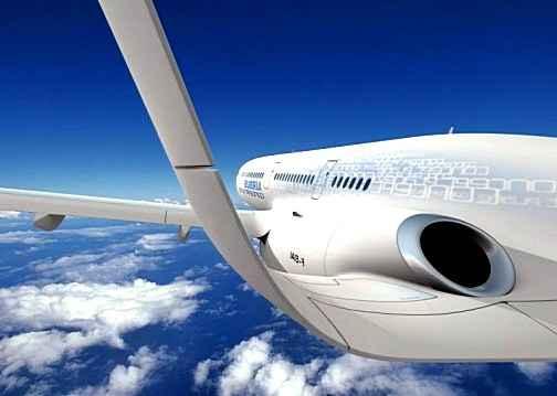 Airbus создает самолет будущего