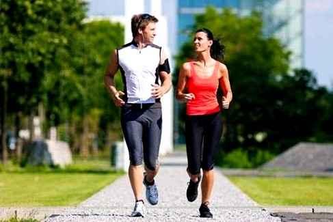 Бег трусцой способствует улучшению деятельности мозга