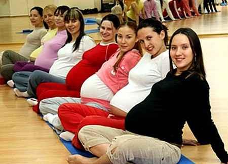 Будущая мама: как удержать увеличение веса