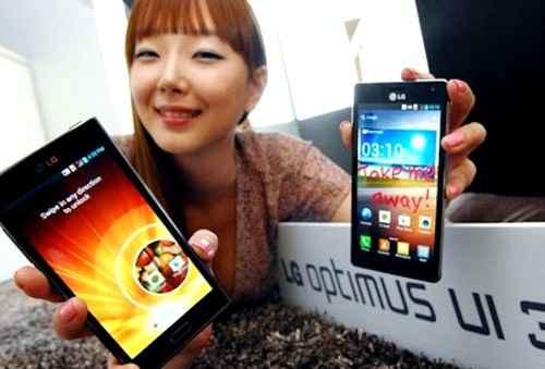 LG Optimus G - мощнейший смартфон с 13 Мп фотокамерой