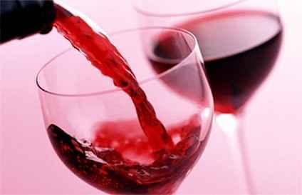 Красное безалкогольное вино снижает кровяное давление