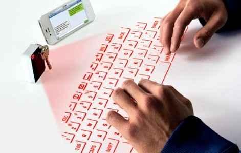 Виртуальная клавиатура CTX Virtual Keyboard в виде брелока