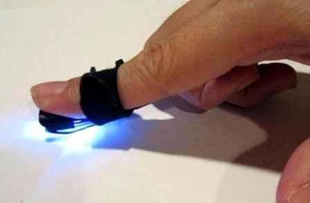 Magic Finger - управление девайсом по новому