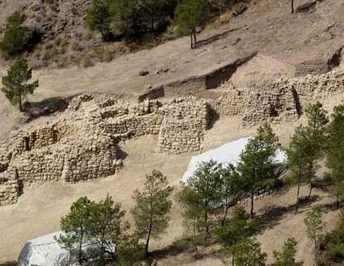 В Испании обнаружили древнюю крепость  Ла Бастида – крепость эпохи Бронзы