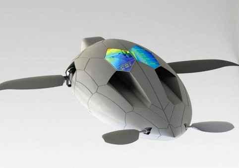 Ученые создают подводную черепаху Наро - Tartaruga