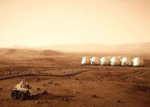 Миллиардер Элон Маск хочет создать на Марсе колонию