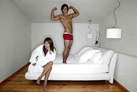 Ученые: Женщинам нравятся мужчины нормального веса