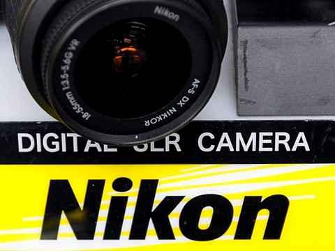 Nikon - мы сделаем из пленочной зеркалки цифровую камеру