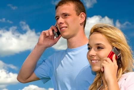 Мобильный телефон определит доминирующее полушарие головного мозга
