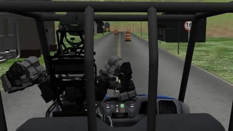DARPA объявляет победителей виртуального испытания роботов