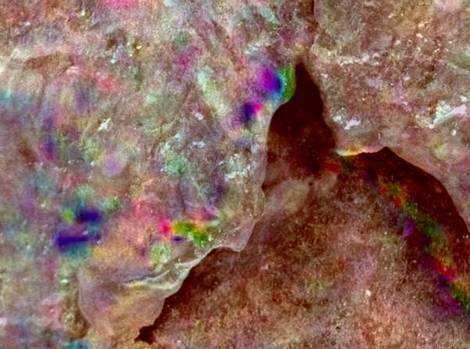 Ученые: На Марсе была кислородная атмосфера