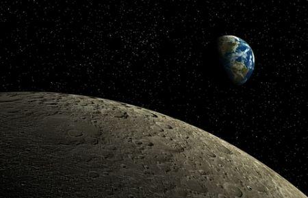 Вода на Земле и Луне появилась из одного источника