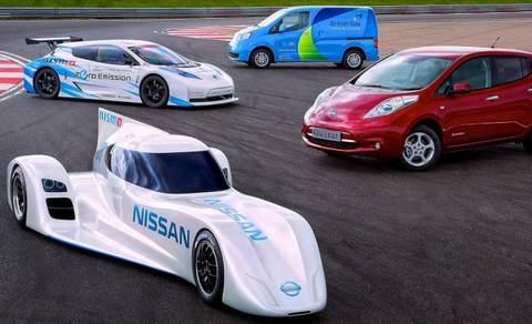 Nissan представит самый быстрый гоночный электромобиль в мире на гонках в Ле-Мане