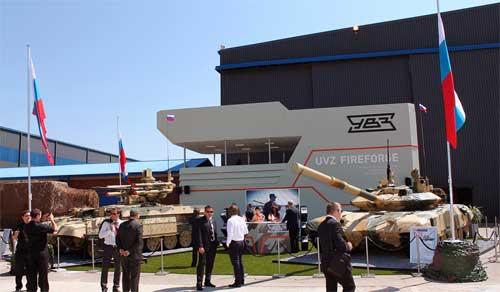 Оборонная промышленность России начала разработку нового танка для армии.