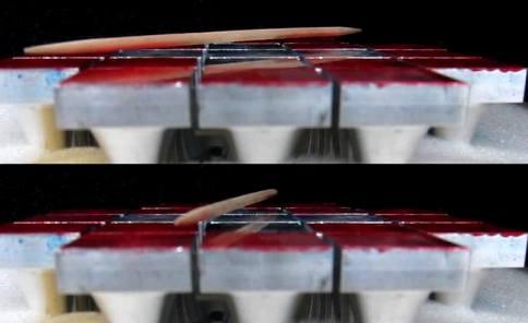 Звуковые волны могут держать капли жидкости в воздухе