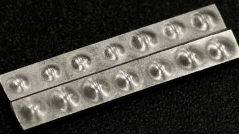Ученые создали пузырчатый металл с высокой прочностью