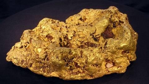 Рентгеновские лучи выявляют золото быстрее и точнее