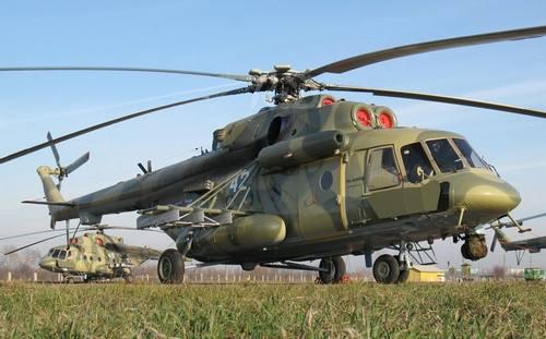 Холдинг Вертолеты России начнет выпускать Ми-8 АМТШ для Министерства Обороны
