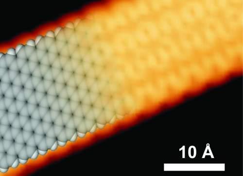 Графеновые наноленты могут передать информацию в тысячи раз быстрее