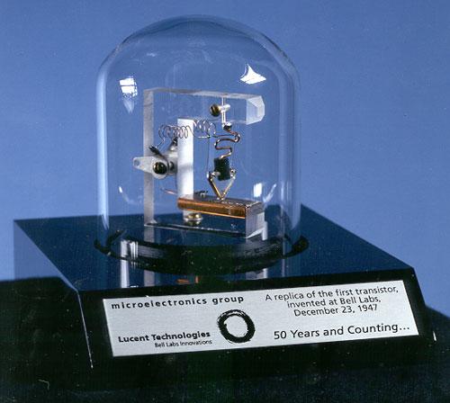 Как создали молекулярно-атомарный нано-транзистор?