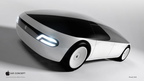Apple автомобиль