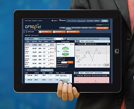 Binary options Body text image